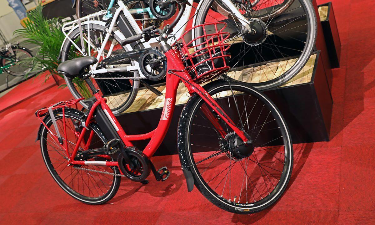 Ecoride elcykel Ambassador