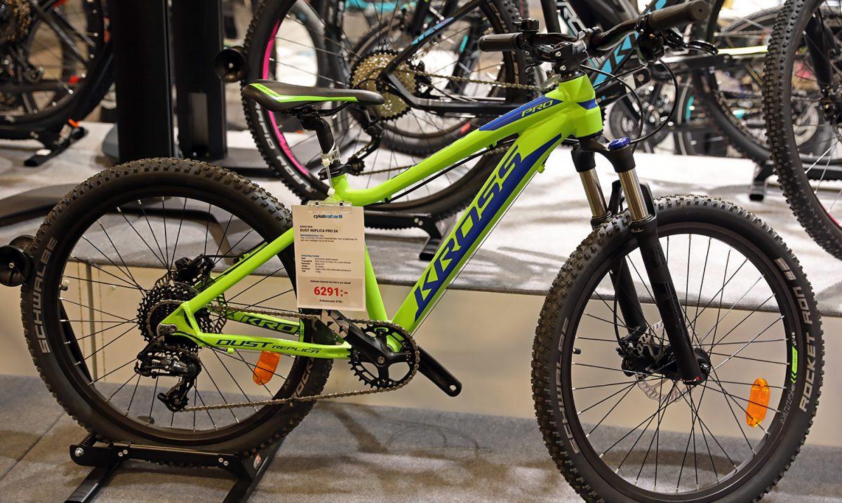 Kross Bikes Cykelmässan 2018