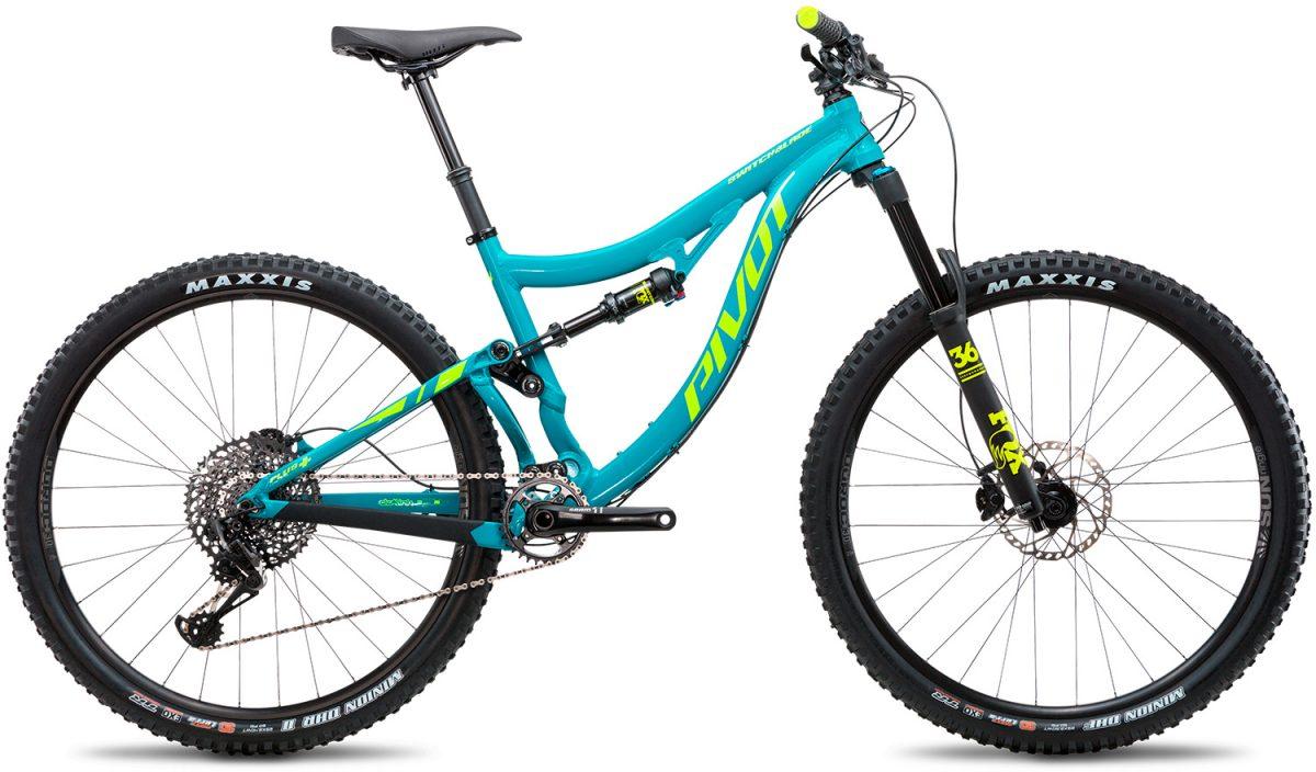 Pivot 29 RaceXO1 Aqua