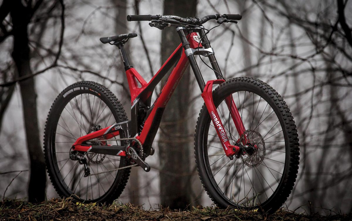 Rockshox Boxxer World Cup 2019