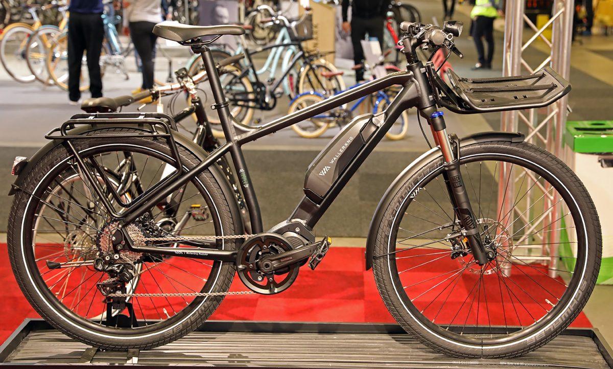 Wallerang elcykel Tapper 2018