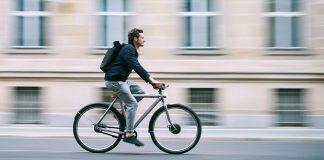 vanmoof bike hire