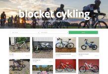 Blocket cykling Vätternrundan