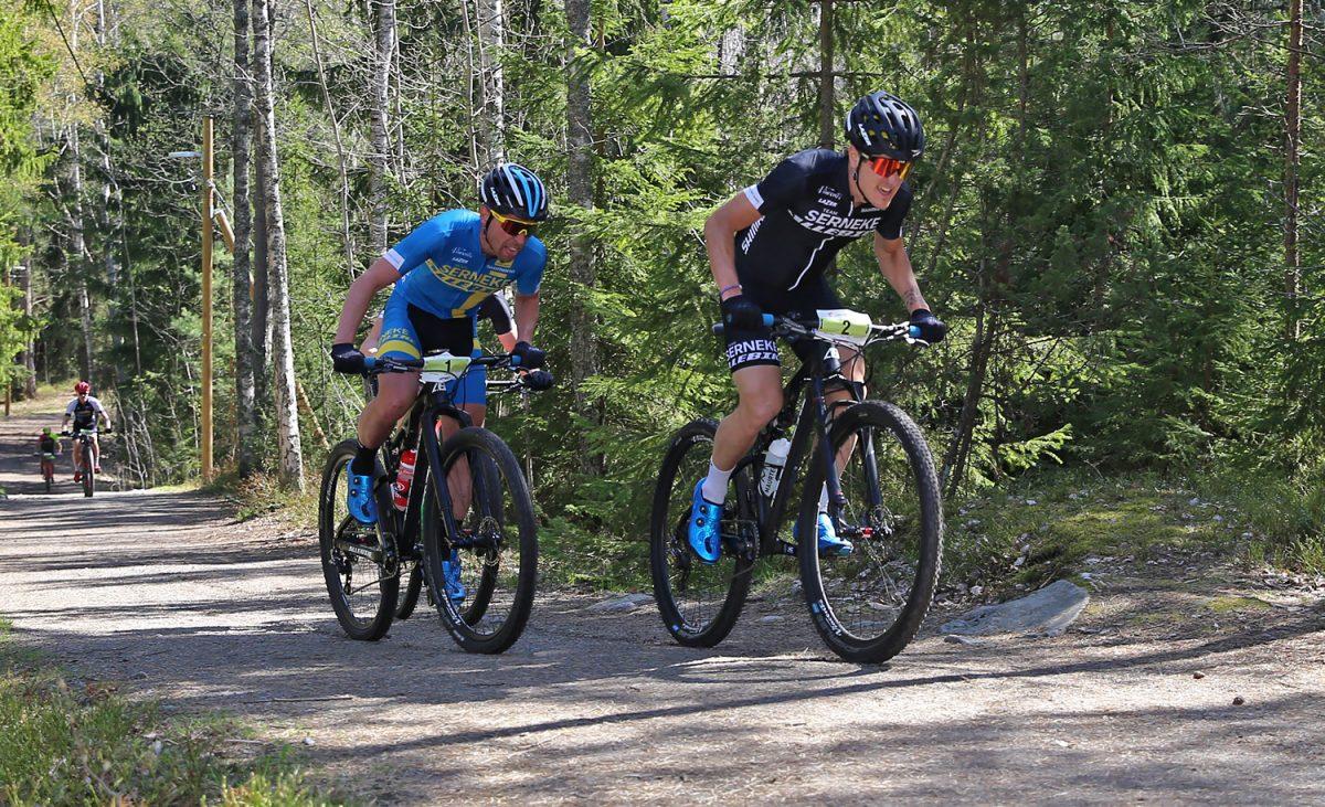 Lidingöloppet MTB 2018 herrar elit Emil Lindgren