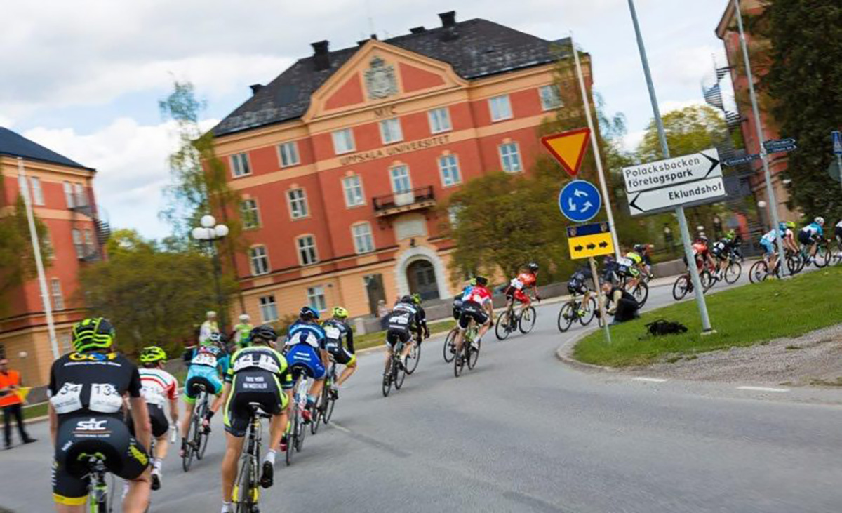 Tour of Uppsala 2018