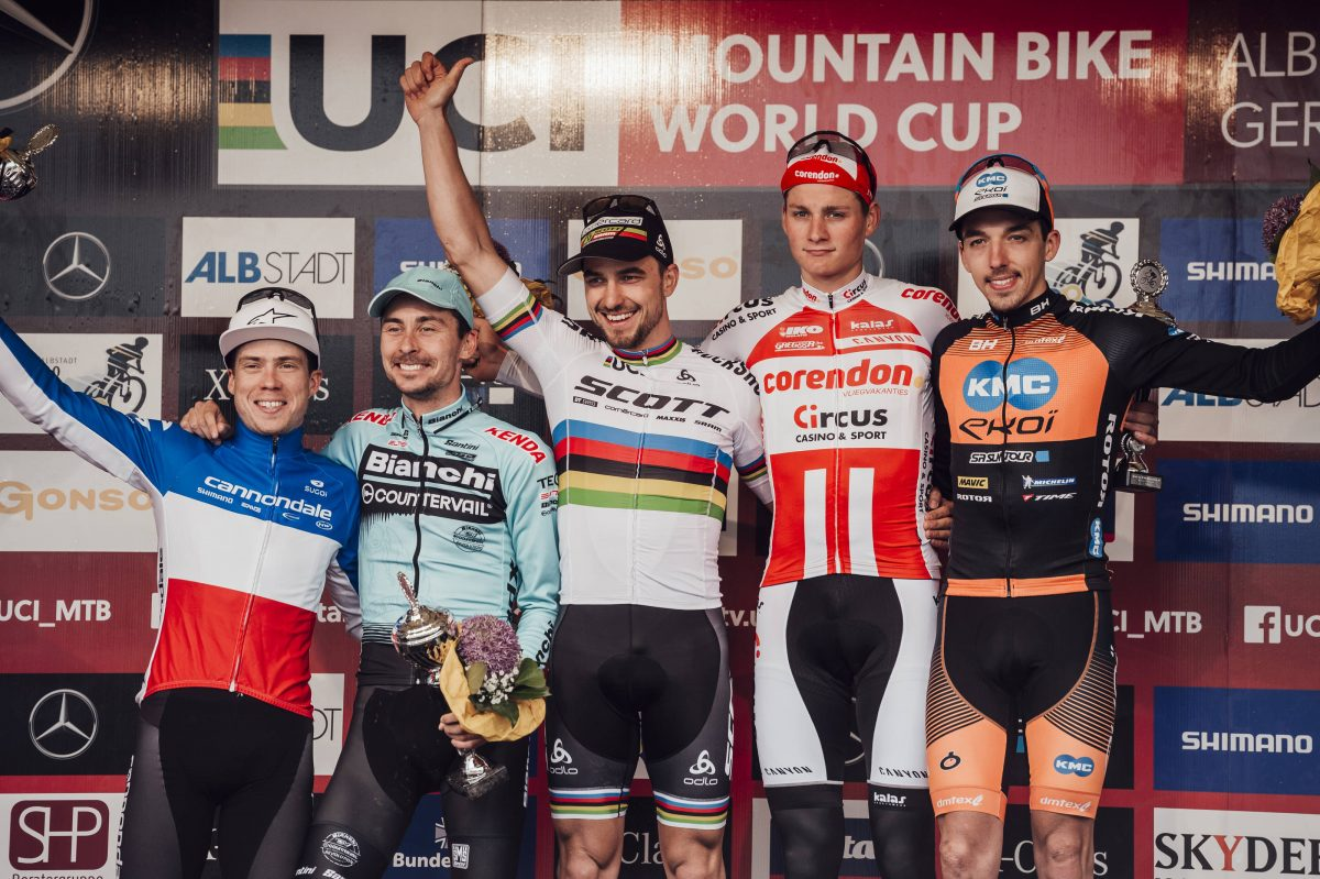 UCI XCO Albstadt 2018
