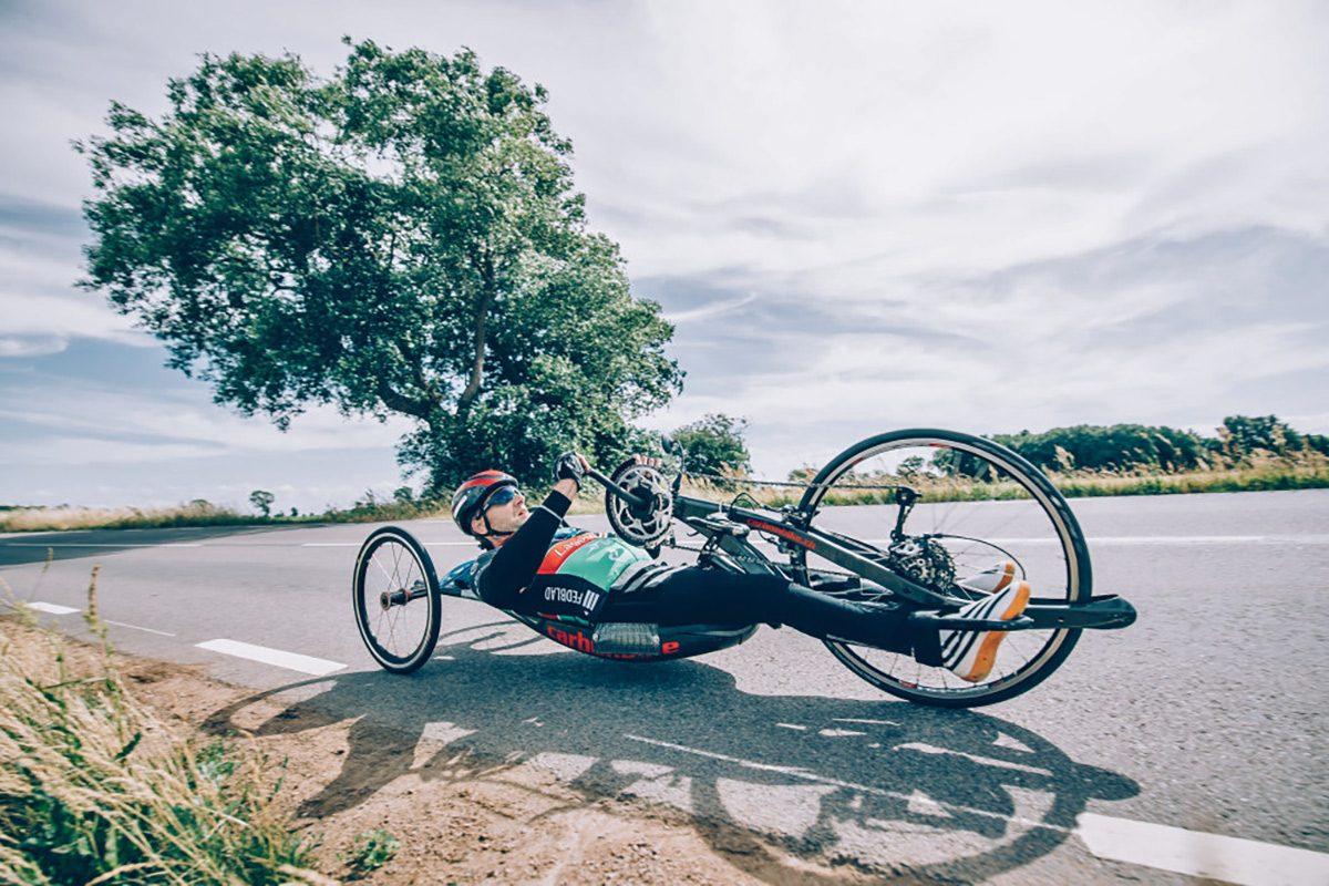 Landsvägs SM 2018 Handcykel