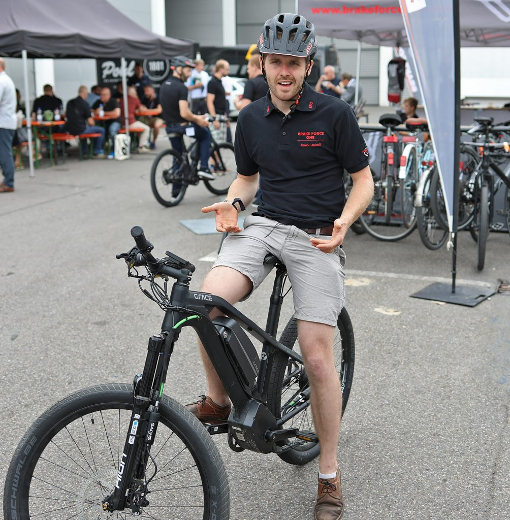 Brake Force One Jakob Lauhoff