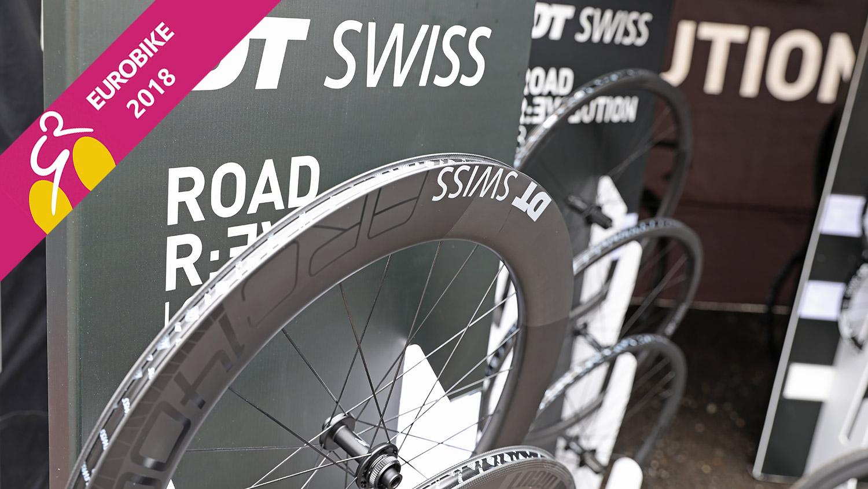 DT Swiss Road Wheels 2019