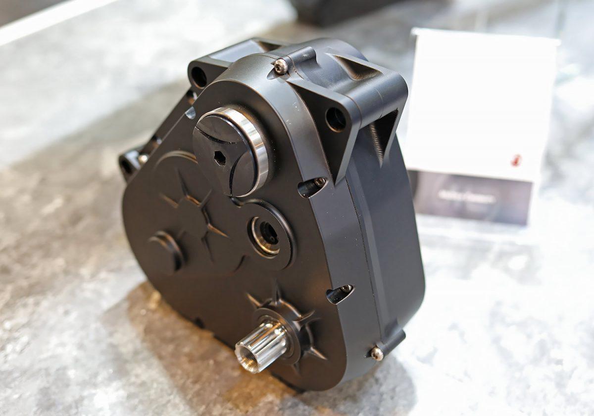 Mubea gearbox ebike Effigear