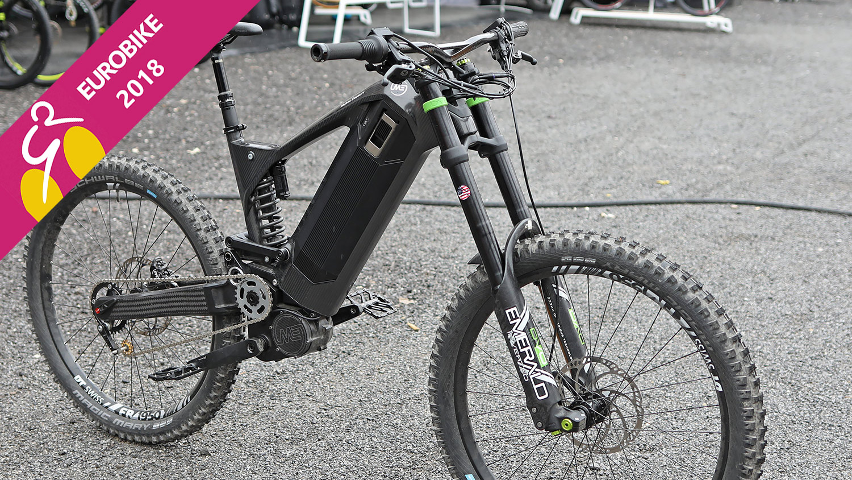 Mubea gearbox ebike eurobike