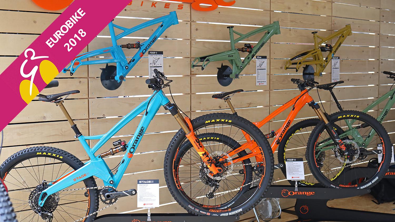 Orange Bikes 2019