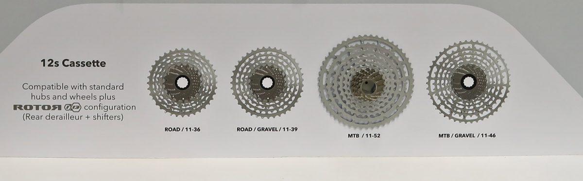 Rotor 1x13 12 speed