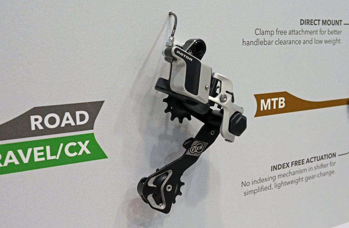 Rotor 1x13 Road Gravel MTB