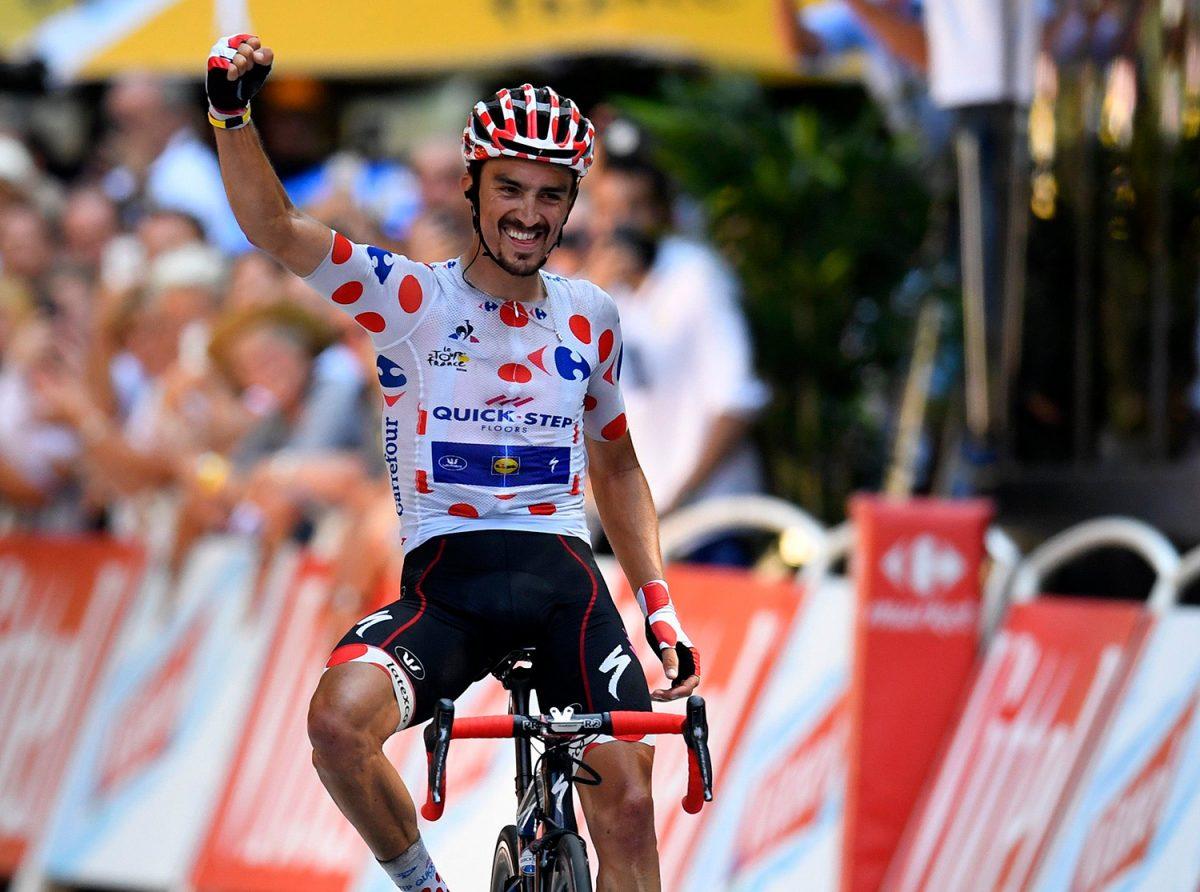 Tour de France 2018 Julien Alaphilippe