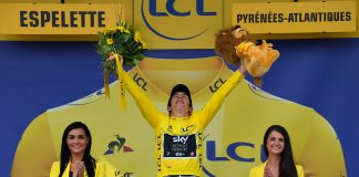 Tour de France 2018 Geraint Thomas