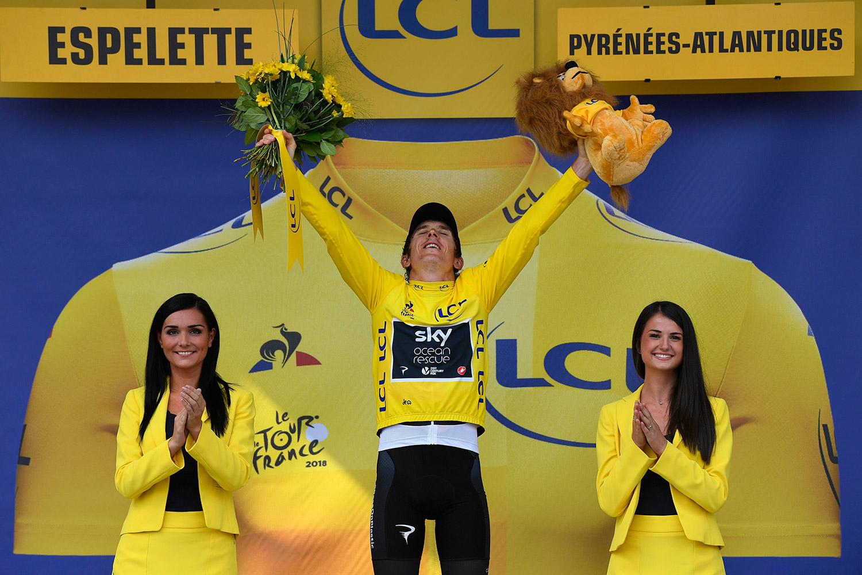 Tour de France 2018 Geraint Thomas