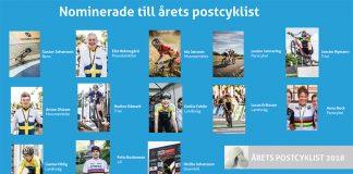 Postcyklist 2018
