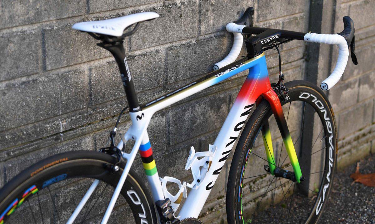 Canyon Valverde Bike