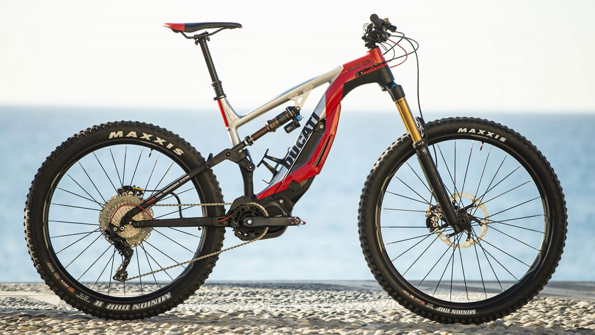 Ducati MIG-RR eMTB