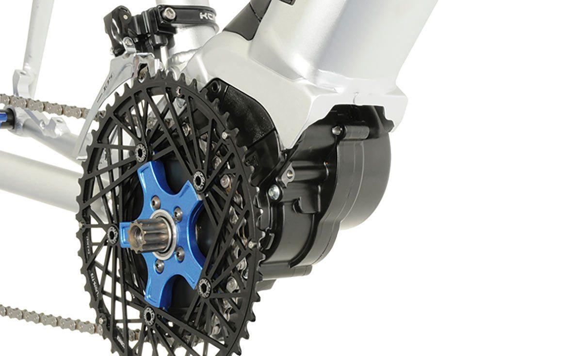Polini E-P3 motor