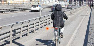 Elcykel ersätter bilen