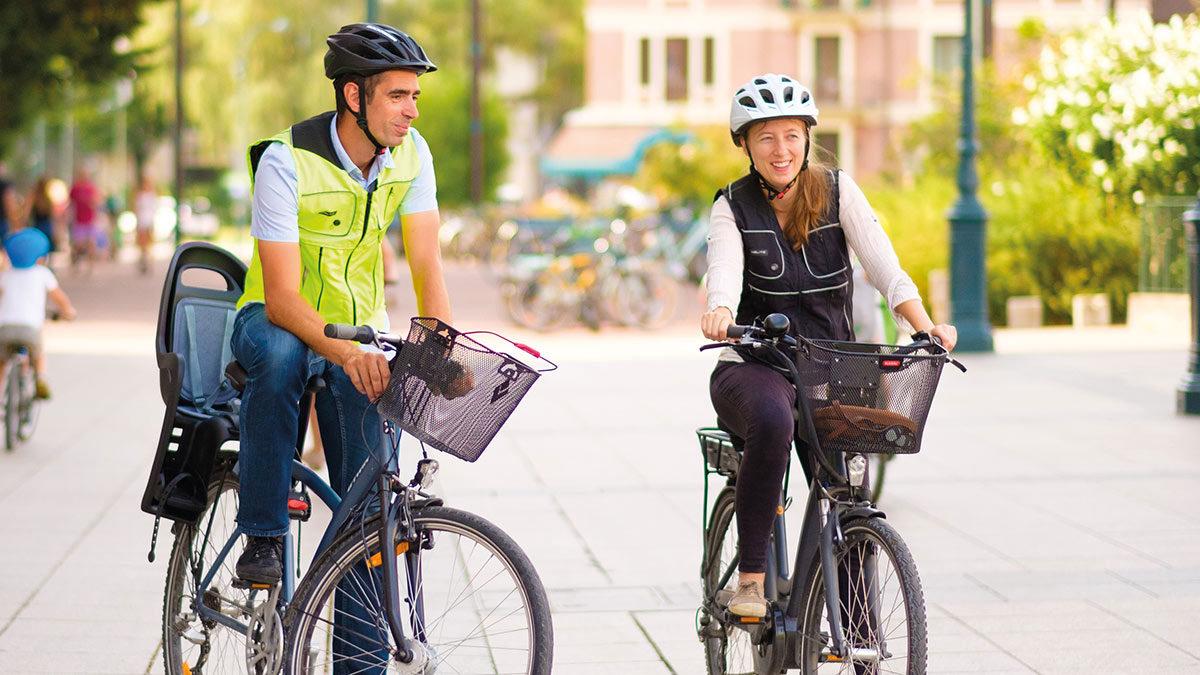 Helite BSafe Cyclist Airbag