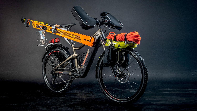 Scott SK-eRIDE Axis Bike