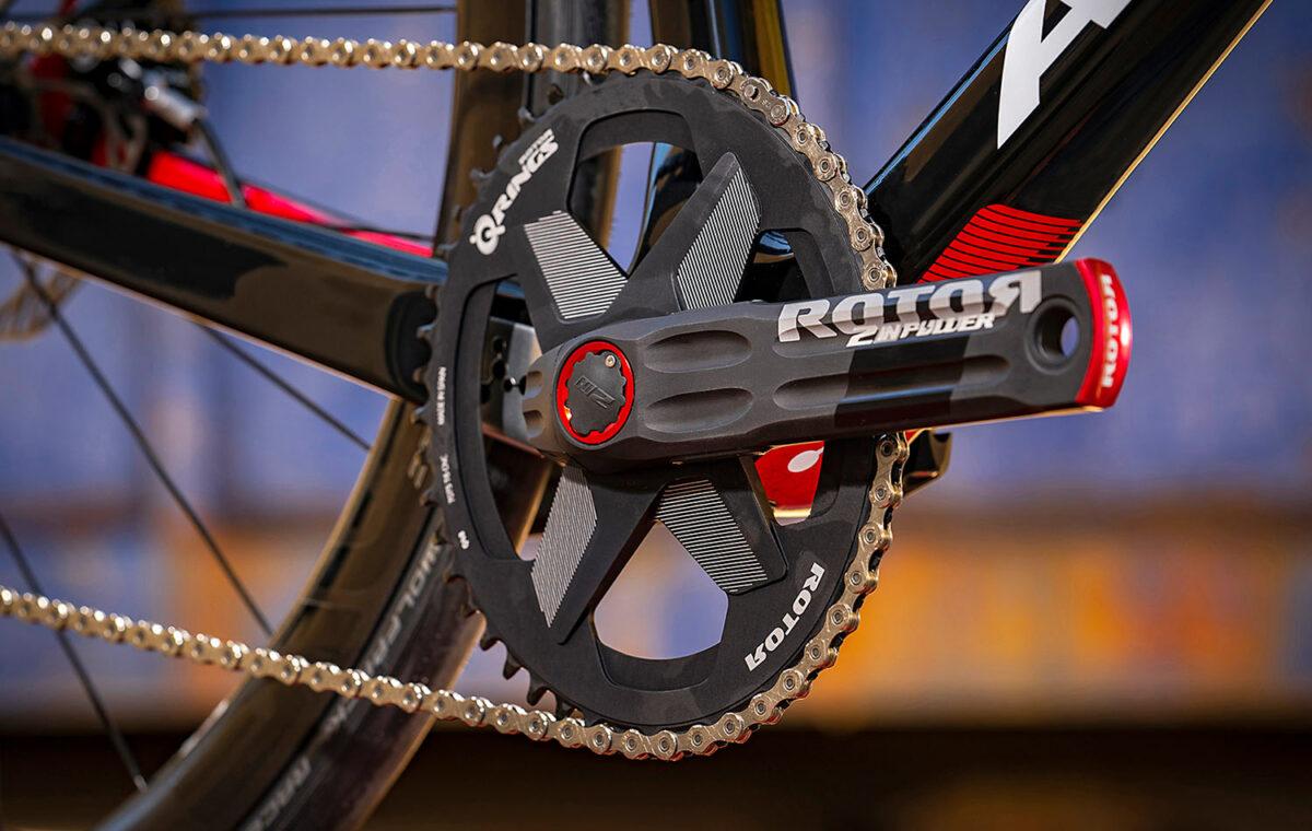 Rotor 1x13 Road Crank
