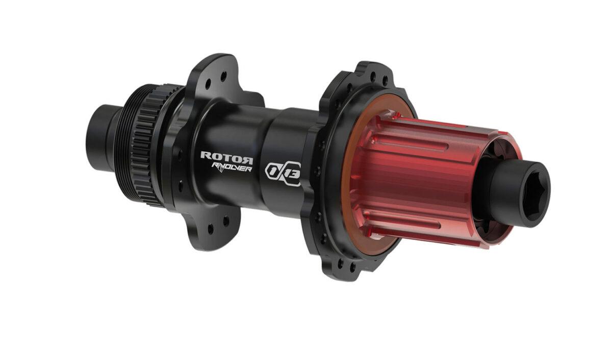 Rotor 1x13 hub
