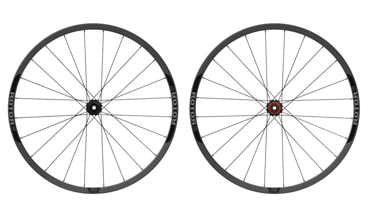 Rotor 1x13 wheels aluminium