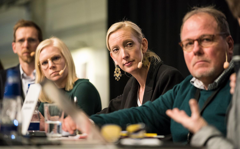 Politiker på Sveriges Cykelriksdag