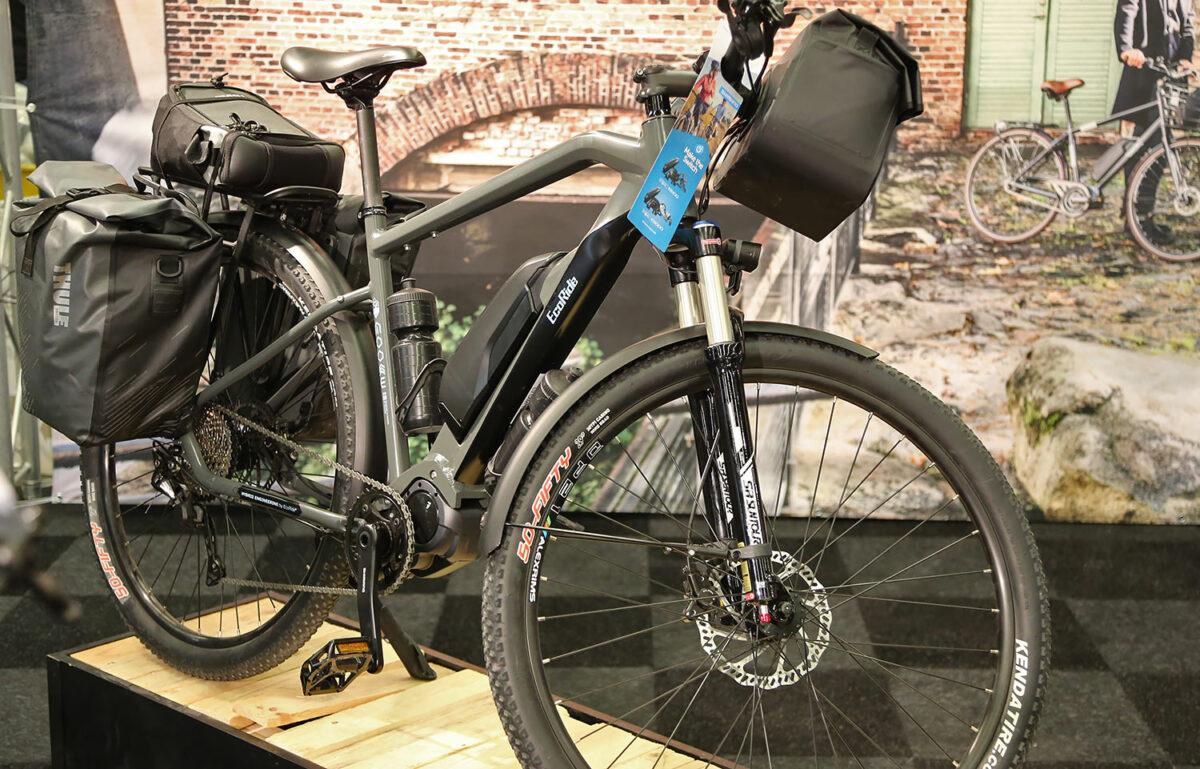 Ecoride Moose Svenska Cykelmässan 2019
