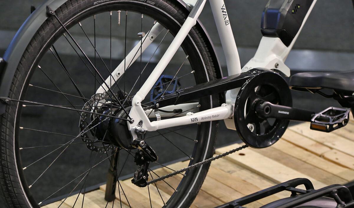Wallerang-M01 elcykel