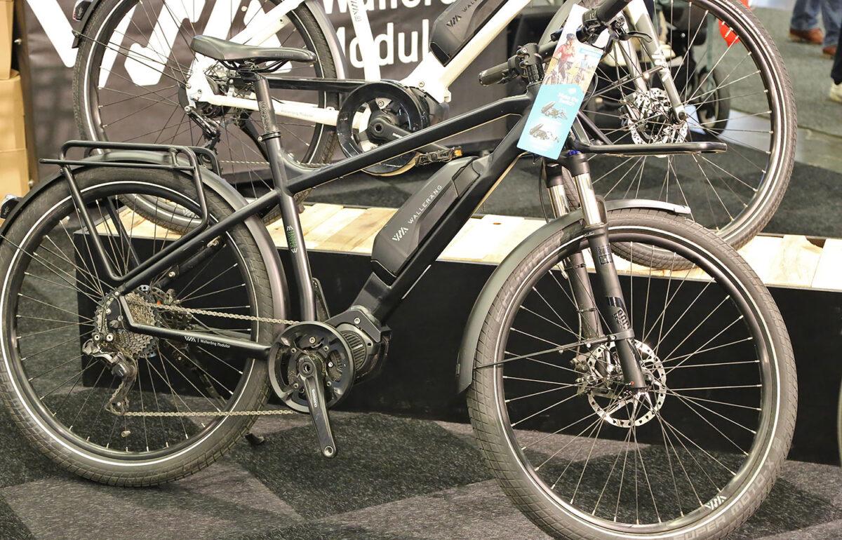 Walleräng-Trapper elcykel 2019