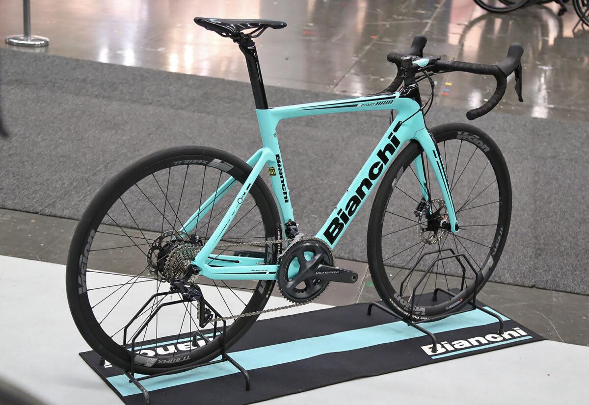 Bianchi Aria E Road 2019