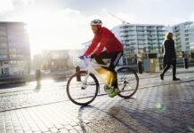 Cykelstudie Region Stockholm