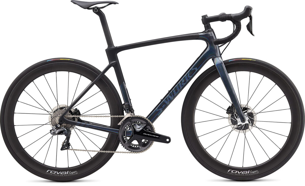 Specialized ROUBAIX SW DI2 SAGAN