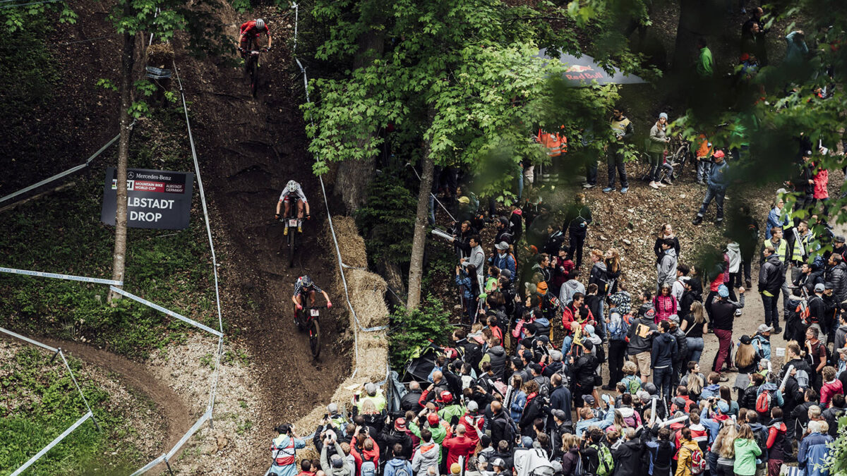 Albstadt XCO Drop Bartek Wolinski Red Bull Content Pool