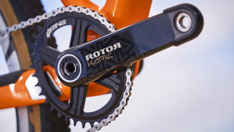 Rotor Kapic Carbon