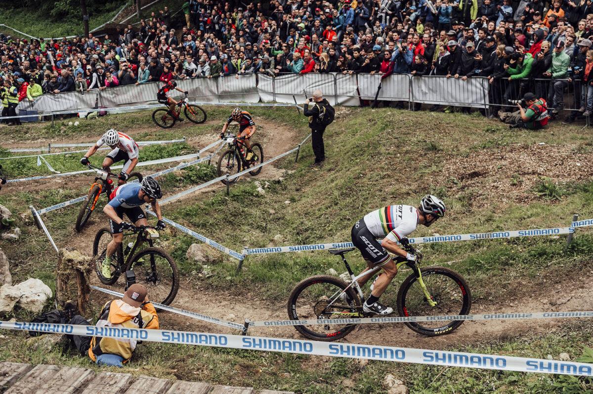 XCO Albstadt Climb Bartek Wolinski Red Bull Content Pool
