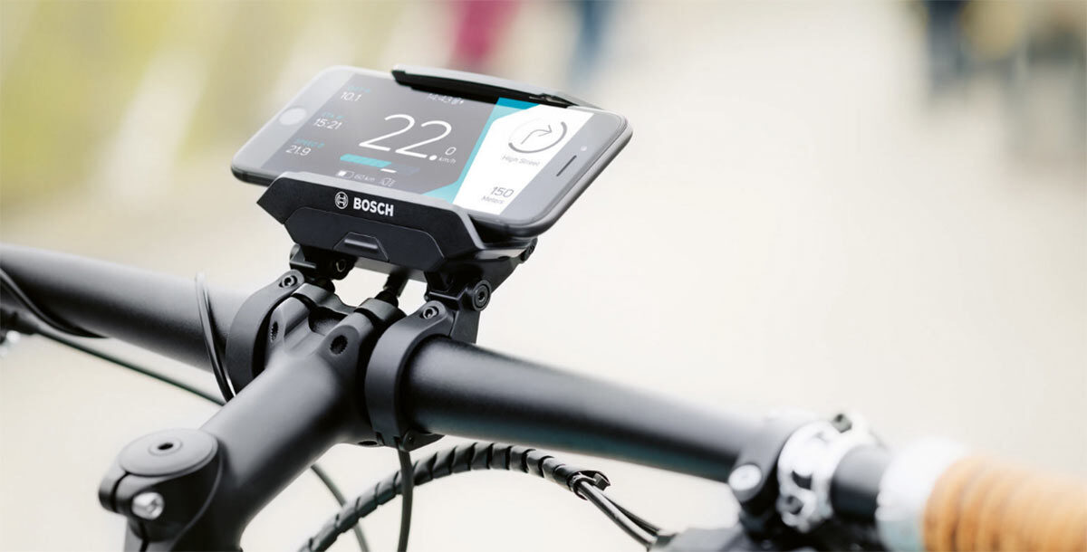 Bosch Performance CX SmartphoneHub