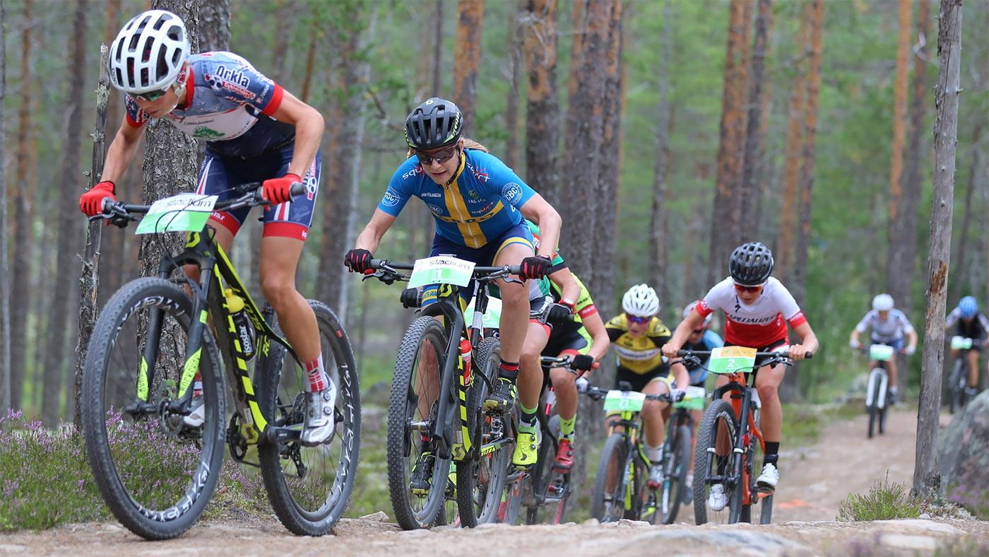 Cykelvasan 2019 Damer Elit