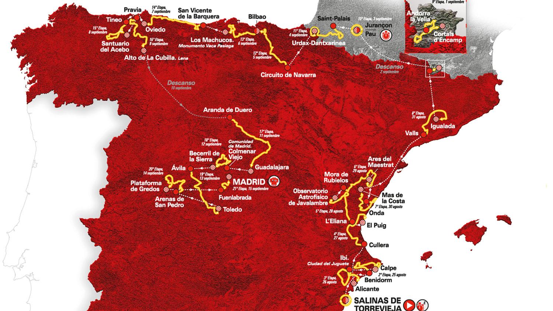 Vuelta a Espana 2019