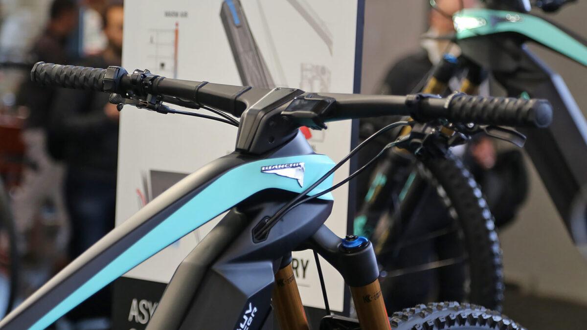 Bianchi Esuv Racer Integration