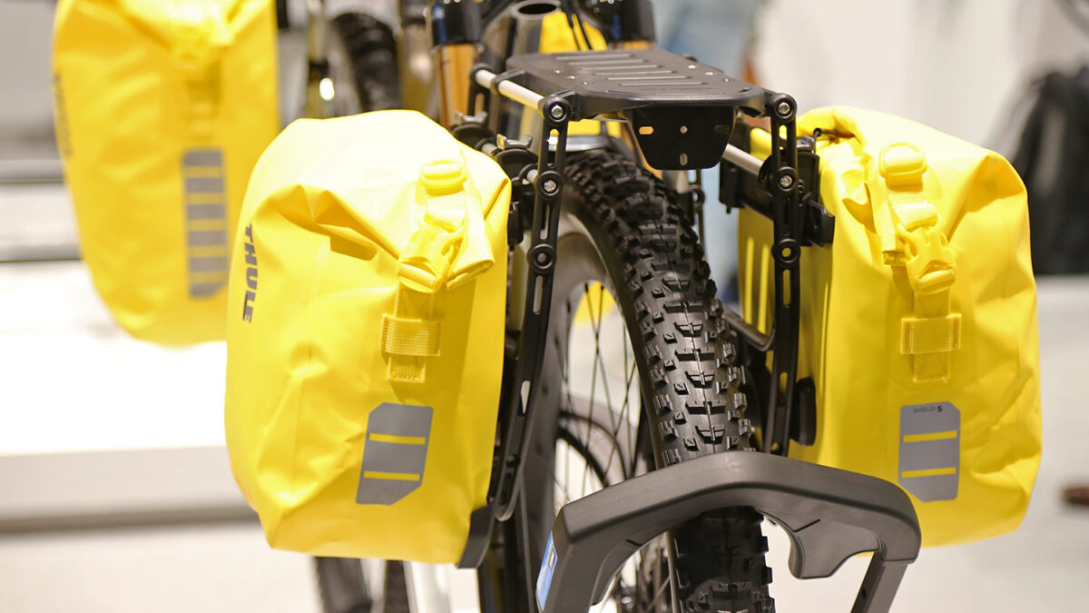 Thule Shield Panniers