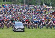 Mitsubishi MTB Challenge Långloppscupen 2020