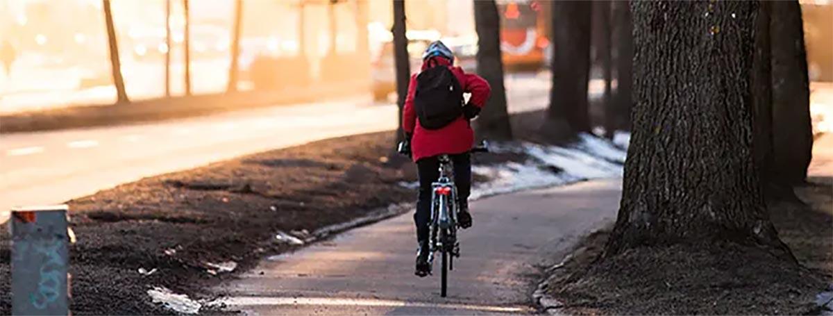 Cyklisters hastighet bör inte begränsas