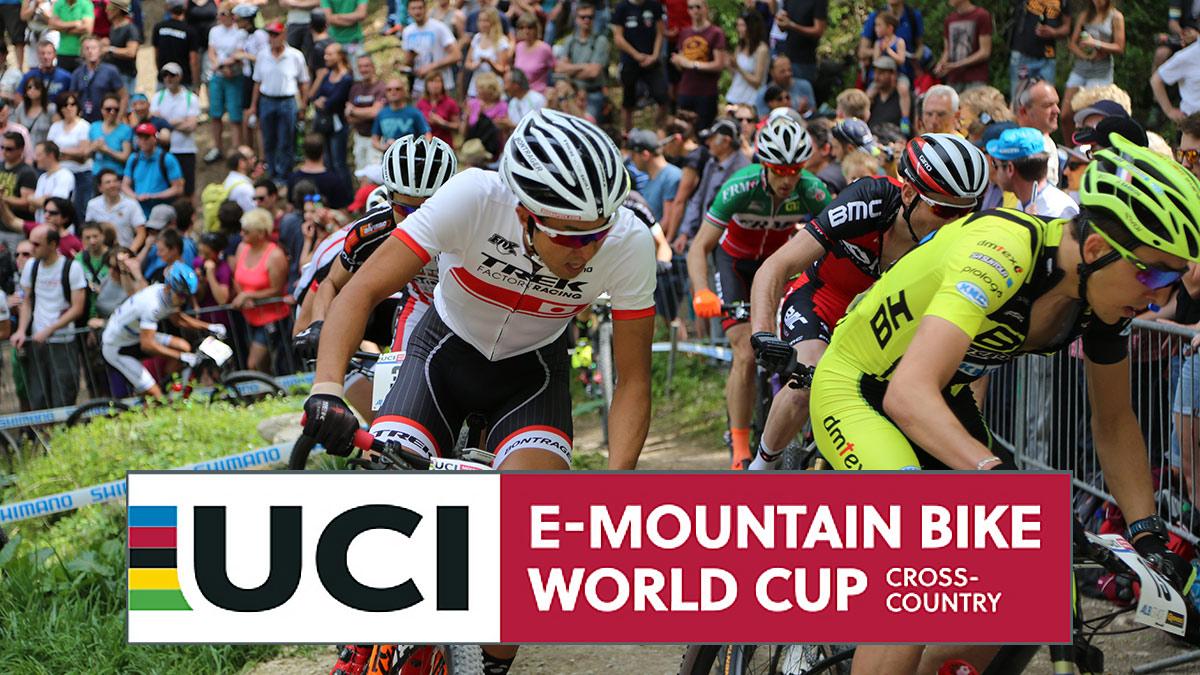 Uci E mountainbike World Cup 2020